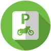 An image relating to Motorcycle parking