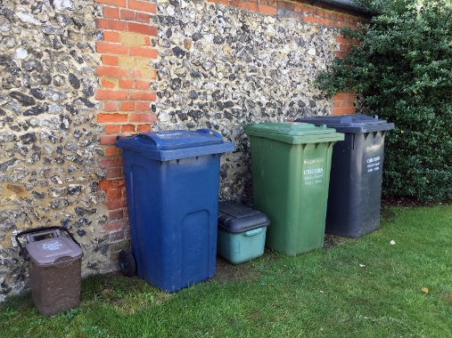 An image relating to August Bank Holiday Waste & Recycling Collections